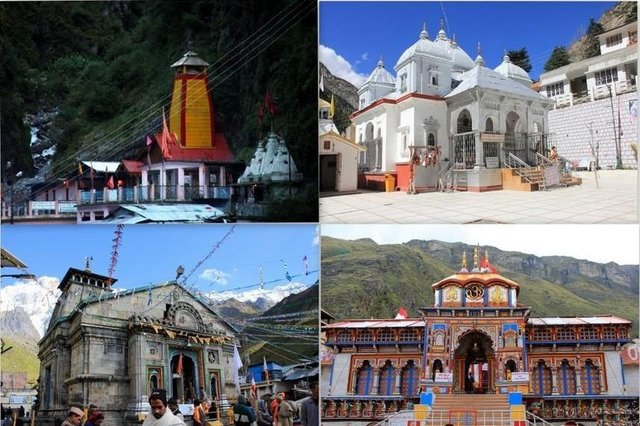 Chardham Deluxe Yatra 2018 Booking