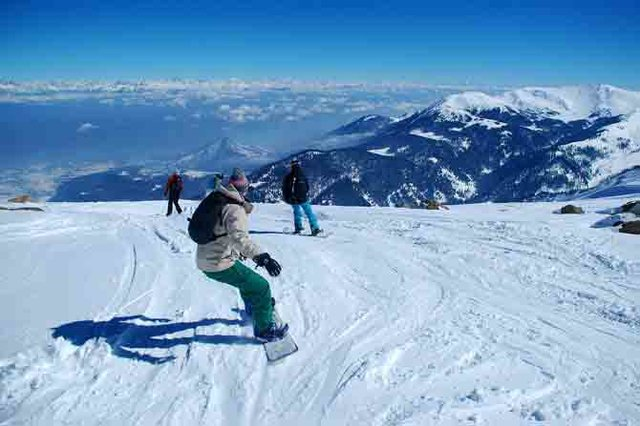 Auli Skiing Package